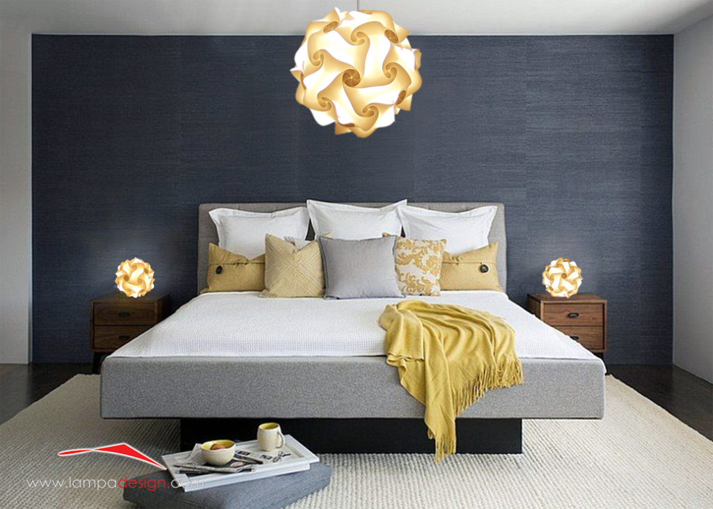 Emejing Lampadari Camera Da Letto Ideas - Design Trends 2017 ...